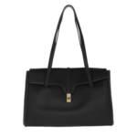 Celine Beuteltasche - Maillon Triomphe Bucket Bag Calf - in schwarz - für Damen