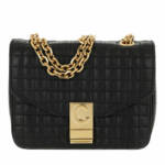 Celine Crossbody Bags - C Bag Small Quilted Calfskin - in schwarz - für Damen
