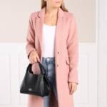Coach Hobo Bag - Polished Pebble Leather Hadley Hobo 21 - in schwarz - für Damen