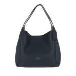 Coach Hobo Bag - Polished Pebble Leather Hadley Hobo - in blau - für Damen