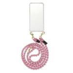 Fashionette Smartphone Cases - Smartphone iPhone 6/6s Necklace Braided - in rosa - für Damen