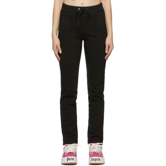 Palm Angels Black PXP Lounge Pants