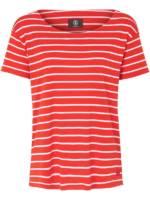 Rundhals-Shirt Bogner rot Größe: 36