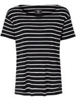 Rundhals-Shirt Bogner schwarz Größe: 36