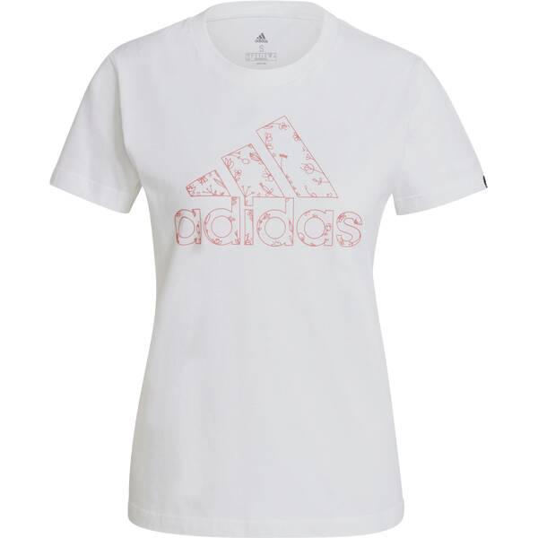 ADIDAS Damen Shirt OUTLFLORAL GT