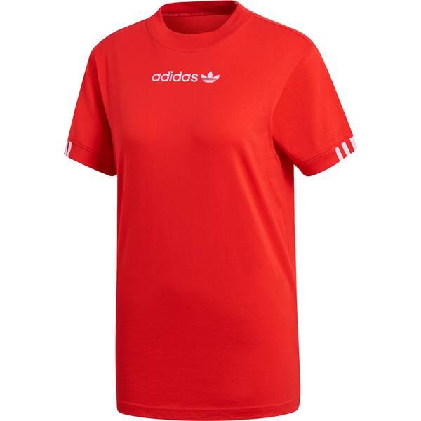 ADIDAS Damen T-Shirt Coeeze