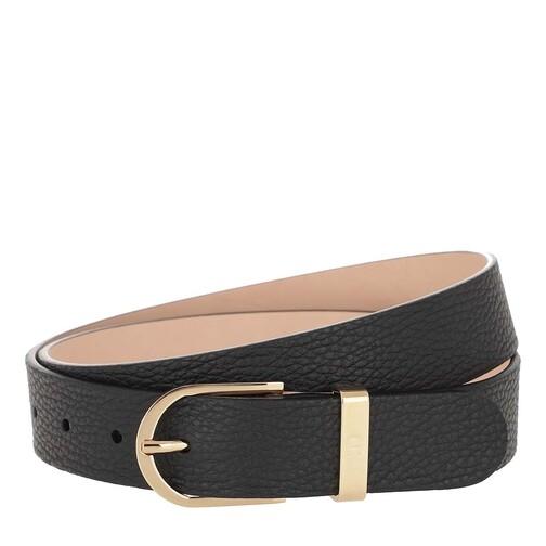 Aigner Gürtel - Belt Casual 3cm - in schwarz - für Damen