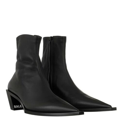 Balenciaga Boots & Stiefeletten - Tiaga Zip Up Boots - in schwarz - für Damen