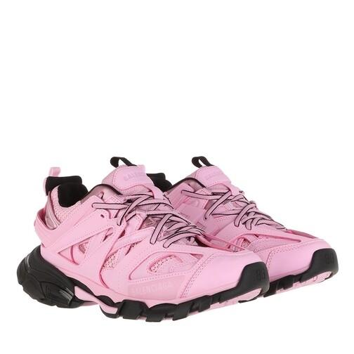 Balenciaga Sneakers - Track Branded Sneakers - in pink - für Damen