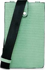 COX, Handytasche in mittelgrün, Handyhüllen & Zubehör für Damen