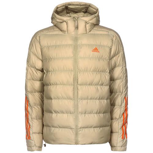 adidas Itavic 3-Stripes 2.0 Winterjacke Herren, beige / orange, L