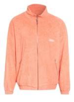032c Frottee-Jacke Topos orange