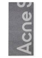 Acne Studios Schal grau