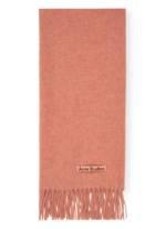 Acne Studios Schal rosa
