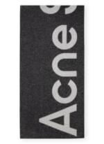 Acne Studios Schal schwarz