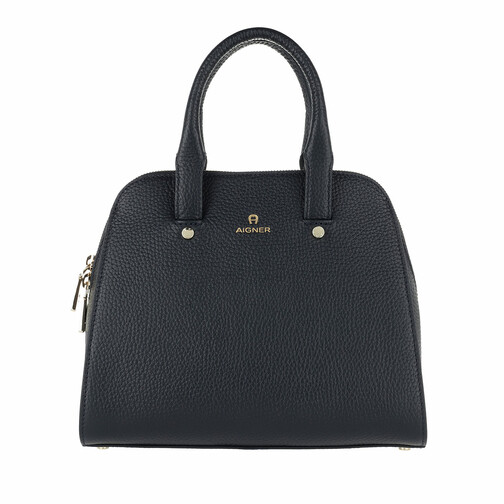 Aigner Tote - Ivy Handle Bag Small - in blau - für Damen