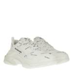Balenciaga Sneakers - Triple S All Over Logo Sneakers - in weiß - für Damen