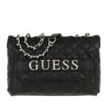 Guess Crossbody Bags - Illy Convertibe Crossbody Flap - in schwarz - für Damen