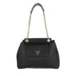 Guess Satchel Bag - Sandrine Shoulder Satchel Bag - in schwarz - für Damen