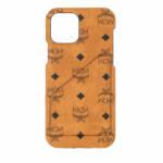 Handyhüllen Visetos Original Iphone 12 Phone Case cognac
