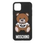Moschino Handyhüllen - Toy Smartphone Case iPhone 11 Pro Max - in schwarz - für Damen