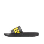Off-White Industrial Slides Black Yellow (2020)