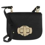 Prada Crossbody Bags - Saffiano Lock Crossbody Bag Leather - in schwarz - für Damen