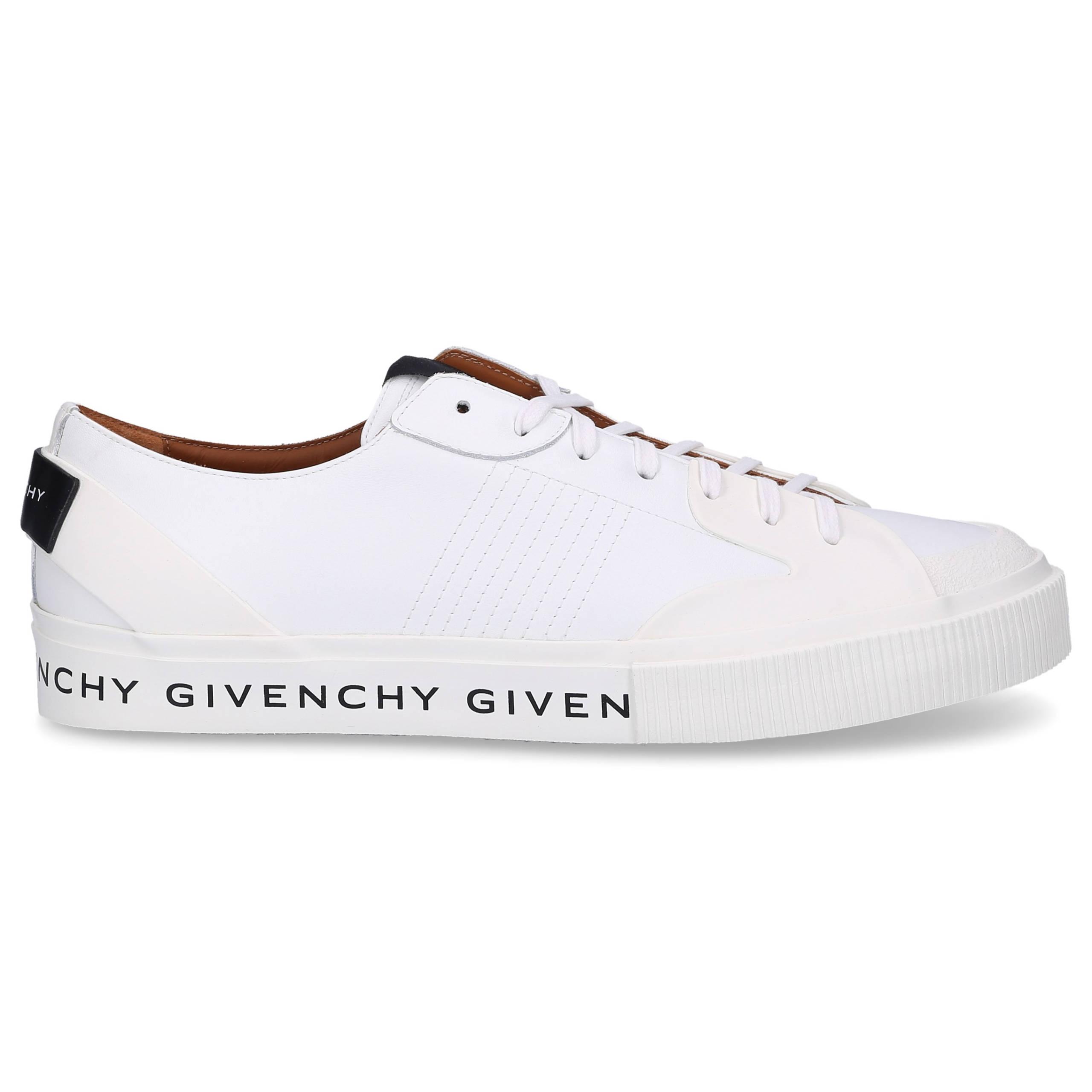 Sneaker low TENNIS LIGHT Kalbsleder