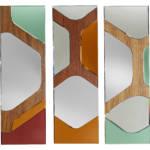 Spiegel Metamorphosis Cloud Triptychon (3/Set)