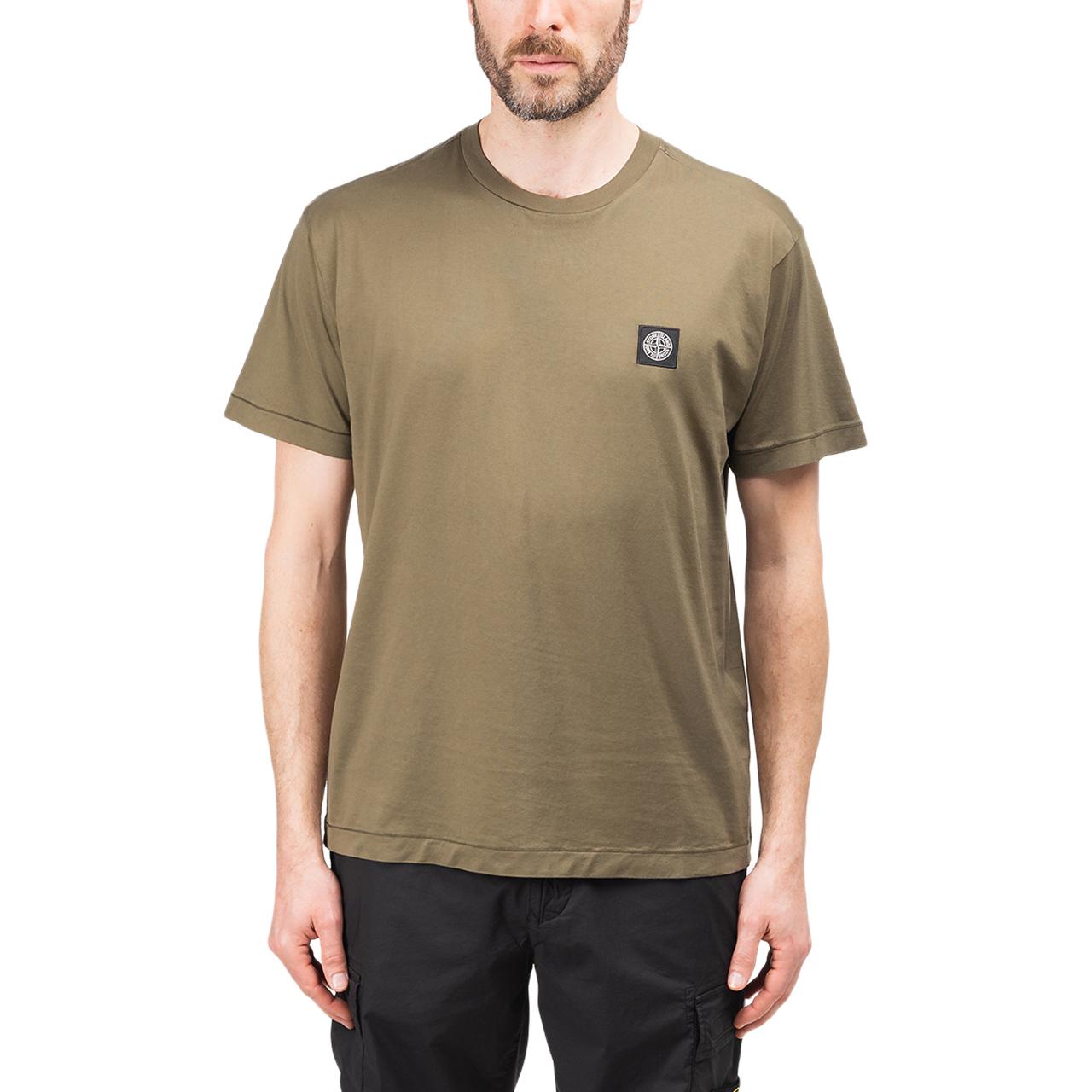 Stone Island T-Shirt (Khaki)