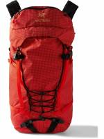 ARC'TERYX - Alpha AR 35 Ripstop Backpack - Men - Red