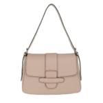 Abro Hobo Bag - Shopping Bag Camilla Big - in beige - für Damen