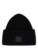 Acne Studios Mütze schwarz