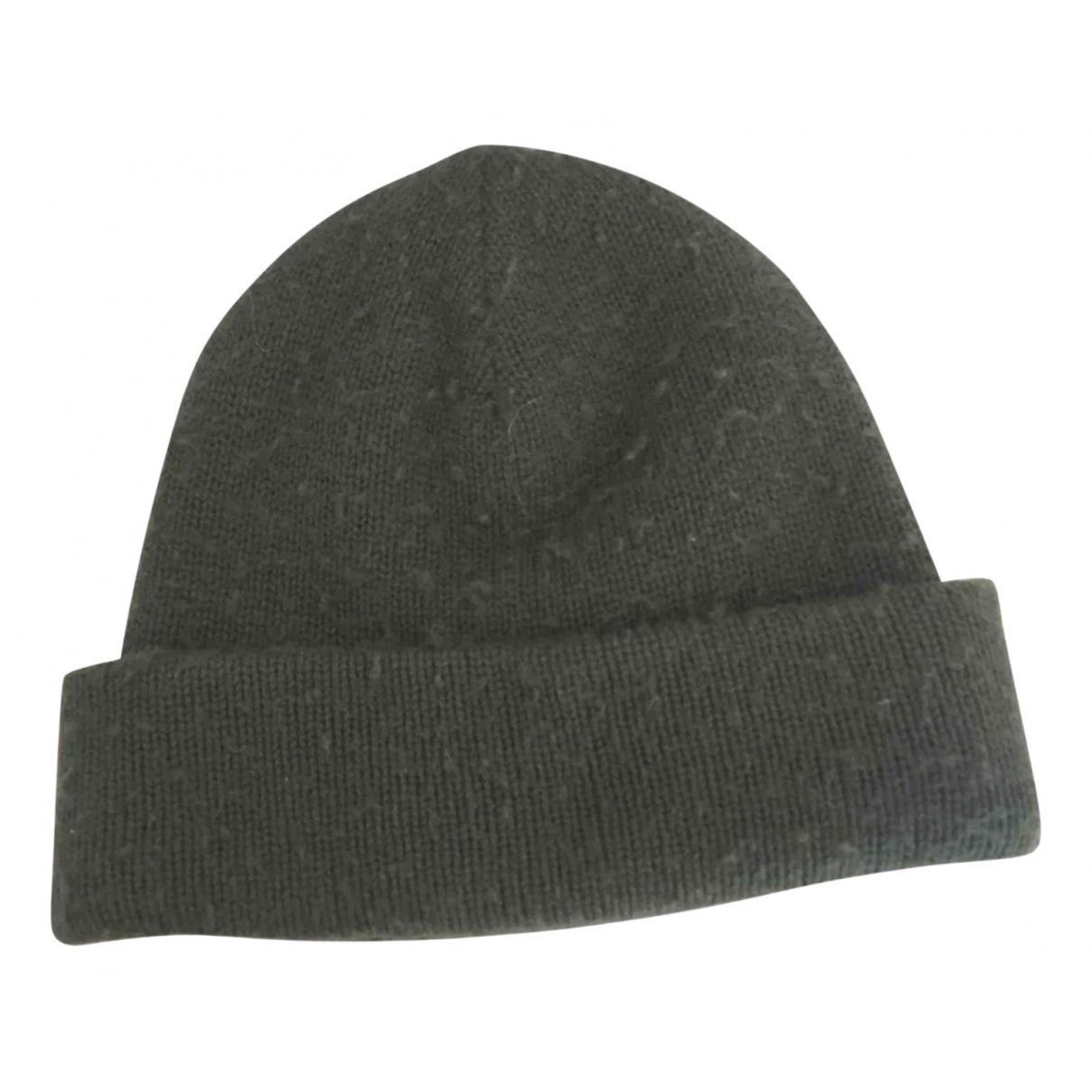 Acne Studios green Wool Hats