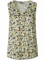 Ärmellose Bluse Uta Raasch mehrfarbig Größe: 36