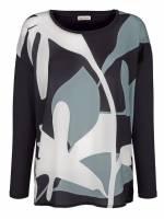 Alba Moda Print-Shirt im exklusiven Dessin nur bei Alba Moda erhältlich