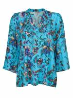 Alba Moda Tunika in sommerlichen Farben