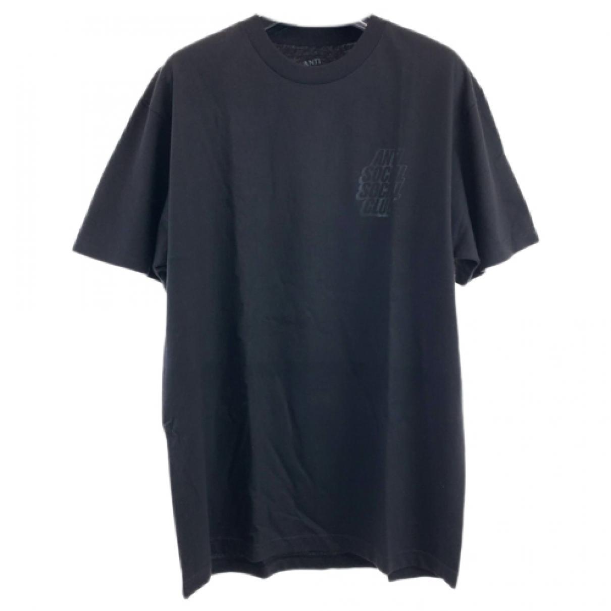 Anti Social Social Club black T-Shirts