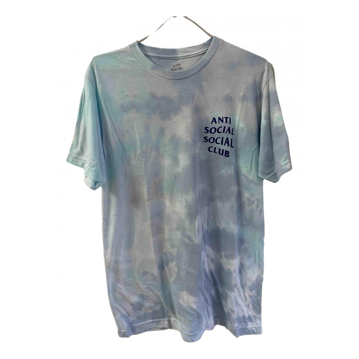 Anti Social Social Club multicolour Cotton Tops