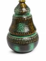 BITOSSI CERAMICHE Zweiteilige Vase - Grün