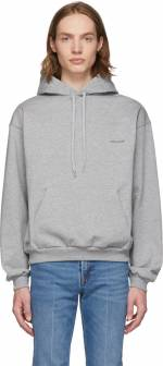 Balenciaga Grey 'Balenciaga®' Hoodie
