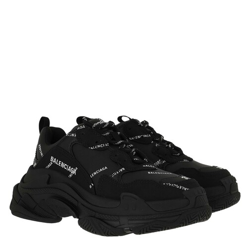 Balenciaga Sneakers - Triple S Sneakers - in schwarz - für Damen