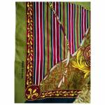Balmain N Multicolour Silk scarf for Women N