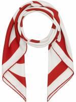 Burberry Schal mit Archiv-Logo - Rot