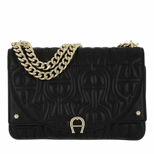 Crossbody Bags Handle Bag schwarz