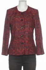 Elegance Paris Damen Blazer rot, DE 36, Baumwolle Synthetik Wolle Viskose , 86F30CE