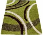 """Hochflor-Teppich """"Mango 301"""", Paco Home, rechteckig, Höhe 35 mm, Moderner Hochflor Shaggy Teppich, Wohnzimmer"""