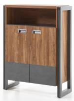 """Home affaire Kommode, FSC®-zertifiziert, Material Holzwerkstoff """"Detroit"""""""