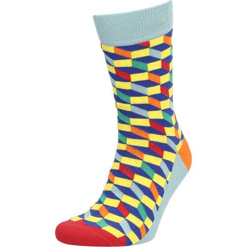 MANGUUN Socken, gemustert, für Herren, bunt, 40-46