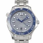 Omega Seamaster Diver 300M Co-Axial Chronometer